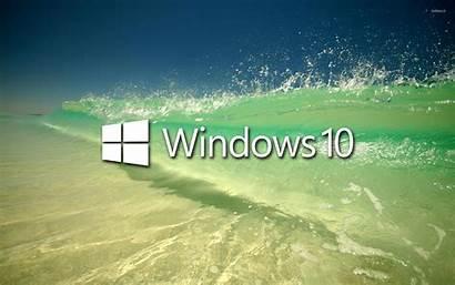 Windows Desktop Wallpapers Computer Clear Wave Computers