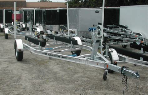 Length Of Boat Trailer For 20 Foot Boat by Limberger S G H Trailers