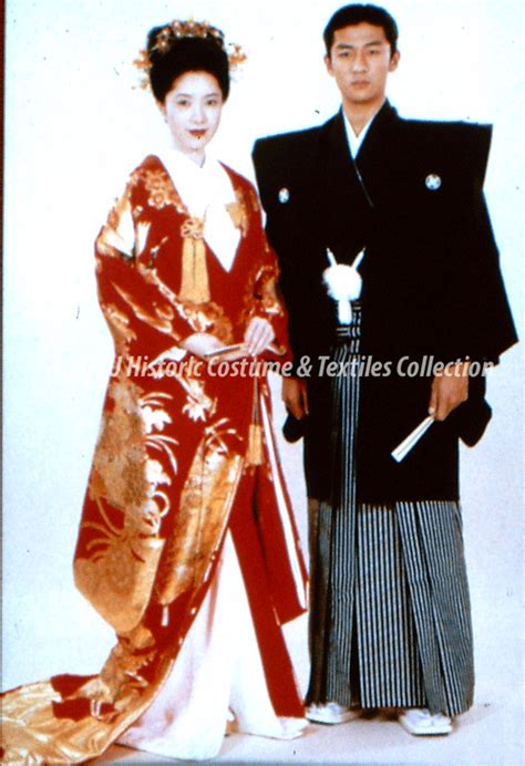 Traditional Japanese Wedding Suit by Wedding Traditions