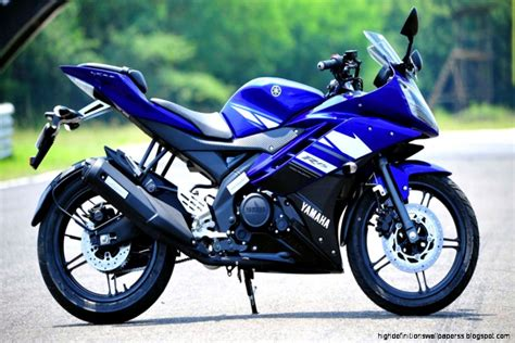 Modifae Yamaha Bikes R15 by R15 Bike Wallpapers Wallpaper Cave