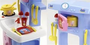 Cocinitas de juguete en oferta para los más peques