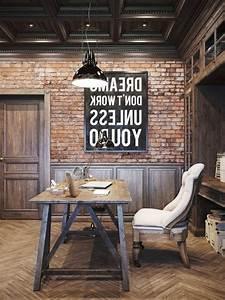 Deco Style Industriel : deco style atelier industriel ~ Melissatoandfro.com Idées de Décoration