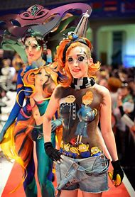 World Body Painting Contest