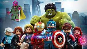 Lego, Marvel, U0026, 39, S, Avengers, Out, Now, Over, 200, Characters, To, Unlock