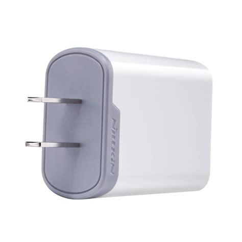nillkin power adapter 18w charge 3 0 single port usb