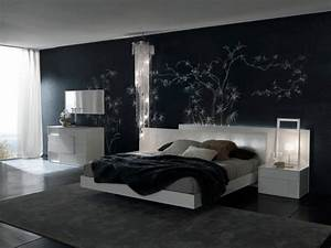 Bedroom Black White 44 Interior Design Ideas With A