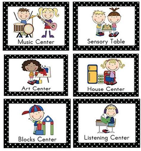 best 25 preschool center signs ideas on 443 | 66eff678a05208f7a833fcac550950e5 preschool center labels preschool classroom labels