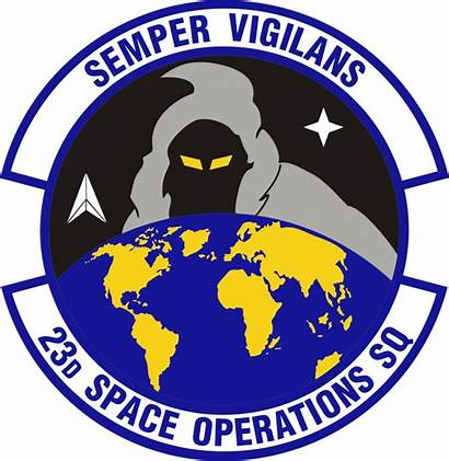Space Operations 23rd Squadron Air Afspc Base