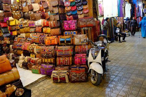 De Markt Van Marrakech Marokko Redactionele Afbeelding