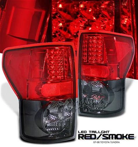 toyota tundra 2007 2011 and smoked led lights