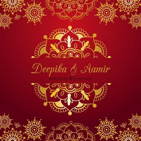 editable hindu wedding invitation cards templates