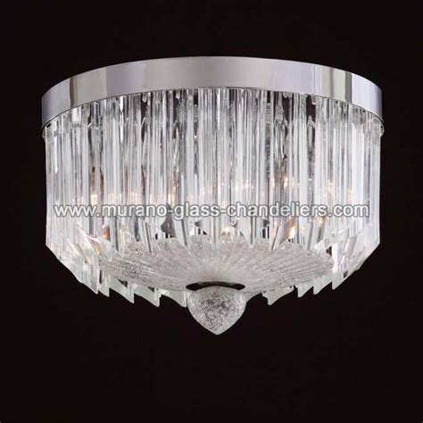 quot quot murano glass ceiling light murano glass