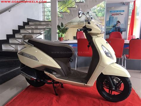 Tvs Classic 2019 by Tvs Jupiter Classic Introduced In Goa