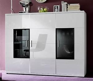 Regalwürfel Weiß Hochglanz : sideboard hochglanz weis sideboard shine wei hochglanz glaseins tze kommoden interieur ideen ~ Indierocktalk.com Haus und Dekorationen