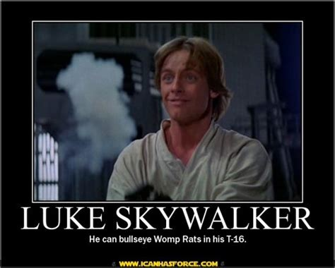 Luke Skywalker Meme - jedi mouseketeer meme week star wars luke s not so hidden talent