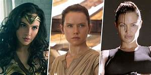 23 Best Action Movies With Strong Female Lead Characters