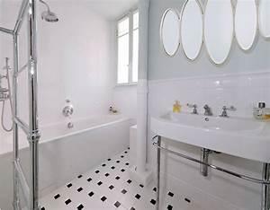 Implantation Salle De Bain : 5 tapes pour am nager la salle de bains studio d 39 archi ~ Dailycaller-alerts.com Idées de Décoration