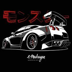 Kaos Nissan Gtr Skyline nissan skyline gtr to draw rapunga see you on
