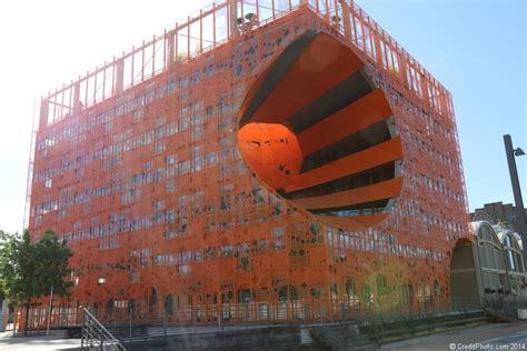 cube orange lyon confluence le siège du groupe cardinal