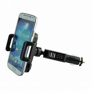 Handyhalterung Auto Samsung Galaxy A5 : auto kfz lkw handyhalterung handyhalter 2xusb 12 24v ~ Jslefanu.com Haus und Dekorationen
