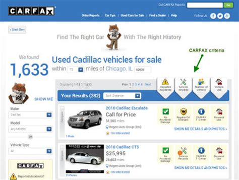 Carfax Makes Car Shopping A Breeze Carfax
