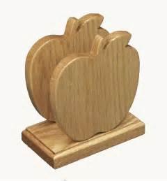 bathroom towel racks ideas amish oak wood apple shape napkin holder