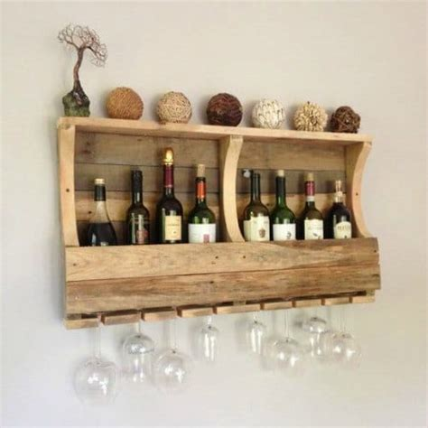 pallet wine racks love ambie