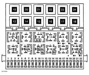2009 Vw Jetta Fuse Box Diagram