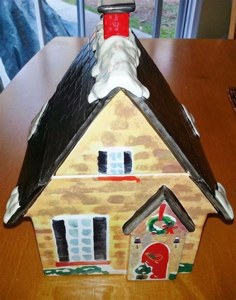 43 Best Images About Gingerbread House Cookie Jars On