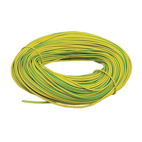 pvc earth sleeving green yellow 2 3 4 5 6mm electrical socket lights wire cable ebay
