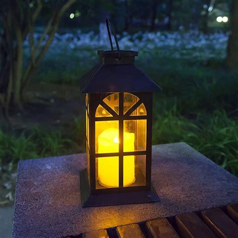 outdoor solar lanterns steadydoggie indoor outdoor solar lantern for patio and garden 1316