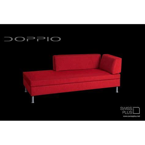 Divano Letto Doppio - swissplus doppio divano letto completo piedi rotondi