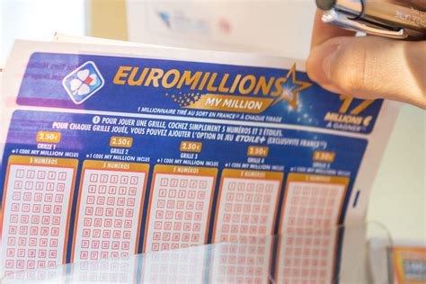 See the latest euromillions results to find out if you are a winner. Résultat de l'Euromillions (FDJ) : le tirage du vendredi 8 ...