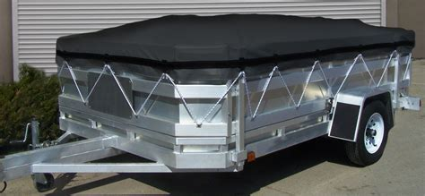 utility trailer tarps  covers  vernon bc  prosew prosew awning vernon bc