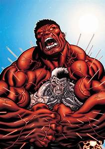 Red Hulk (Rulk) vs Colossus (Juggernaut) - Battles - Comic ...