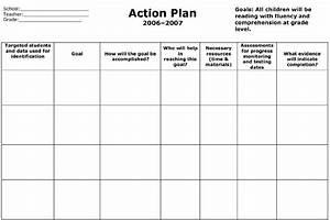 action plan template sample action plan all form templates With what is an action plan template