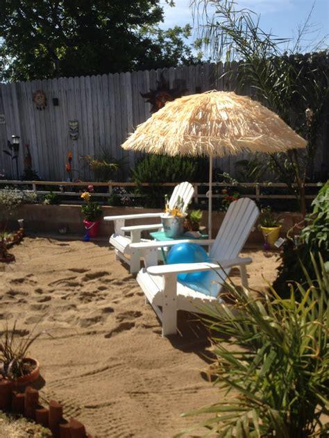 Backyard Sand by Best 25 Sand Backyard Ideas On Sand Pits