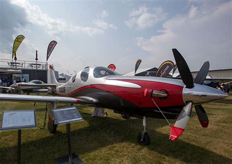ice protection gross weight increase  lancair