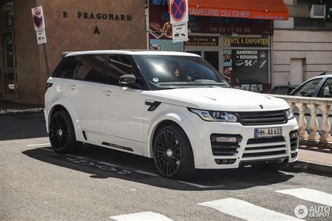 Modifikasi Land Rover Range Rover by Land Rover Mansory Range Rover Sport 2013 5 June 2016