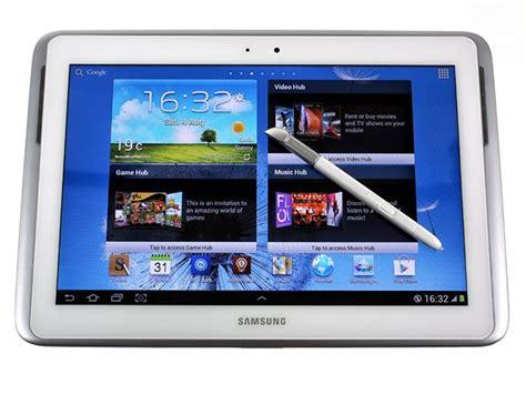 Samsung Note 10 1 samsung unveils galaxy note 10 1 with 2gb ram 1 4ghz