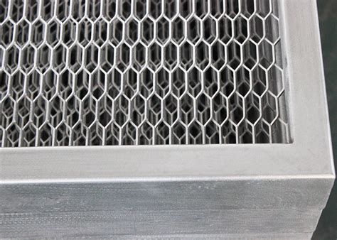 Metal Ceiling Grid by Metal Mesh Grid Plate Commercial Ceiling Tiles For