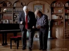 leslie nielsen explosion gif drunk leslie gifs find share on giphy
