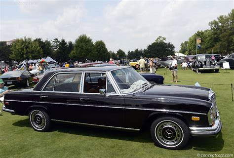 Autoweek may earn money from the links on this page. 1970 Mercedes-Benz 300 SEL - conceptcarz.com