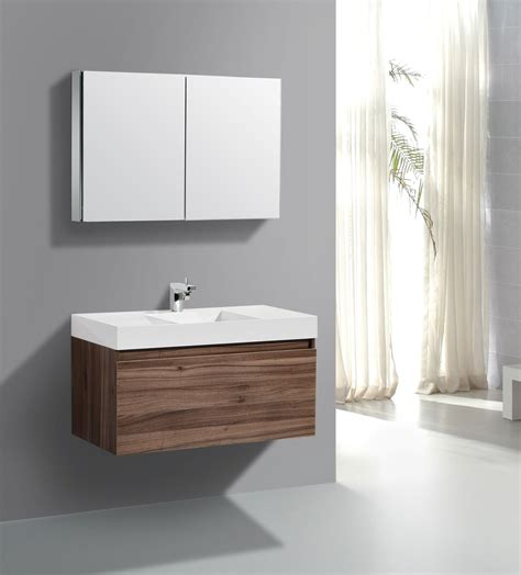 aqua decor venice  modern bathroom vanity set