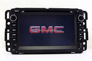 Car Dvd Player Gps Navigation For Gmc Yukon Tahoe Acadia