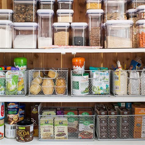 pantry starter kit  container store