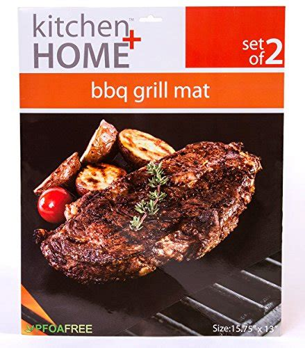 Kitchen Grill Mat by Kitchen Home Bbq Grill Mats 100 Non Stick Heavy