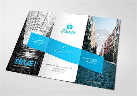 4 Fold Brochure Template 7 Best Sles Templates 25 Really Beautiful Brochure Designs Templates For