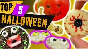 Halloween Rezepte Herzhaft : top 5 halloween snacks 5 ideen f r eure gruselparty s ss oder herzhaft rezepte diy youtube ~ Frokenaadalensverden.com Haus und Dekorationen