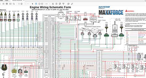 Navistar Maxxforce Obd Wiring Diagrams